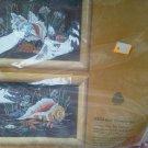 Creative Circle Sea Treasures Jan Dalton Seashells Treasures Crewel Kit 2 5 x 7