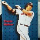 Cleveland Indians Travis Hafner Mini Bobblehead 2008 Pitcher Ameritech Night NEW