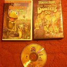 Set of 3 Jim Henson DVD Movies Fraggle Rock Swamp Year Bear Big Blue House Dooze
