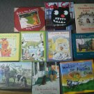 Set 10 Dog Cat Story Pinkerton Farting Kitten Reading books Children Hardcover