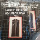 Set of 3 Ladies Deluxe Travel Garment Bag Zipper Water proof Heavy duty binding