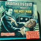 Frankenstein Meets The WolfMan Super 8 Castle Films No 1022 Box Wolf Man Movie