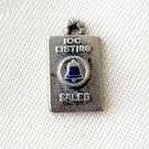 Vintage Sterling Silver Bell Telephone Charm
