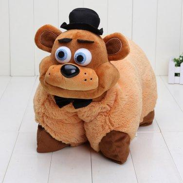 Five Nights at Freddy's Pillowpet Fazbear New Plush Pillow Toy