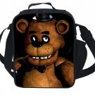 FNAF Five Nights at Freddy's New Lunchbox School Game Bag Lunch plush box 4