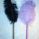 Ostrich Feather Body Tickler Frisy Your choice of Color