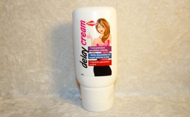 Frisky Delay Cream desensitizes longer stanima treat premature 2oz