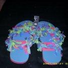 Adult flip flops sizes 5/6