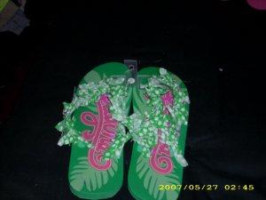 Adult flip flops sizes 11