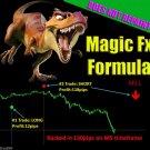 HOT SALE! REVERSAL TRADING INDICATOR SYSTEM FOREX MT4 MAGIC FX FORMULA