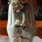 Decorative Porcelain white Flower vase