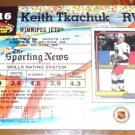 Almost Free* Collectible trading card Keith Tkachuk