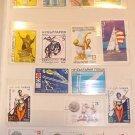 Bulgaria stamps 1972-1989
