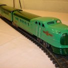 Lionel 636W City of Denver in green color SALE PRICE now