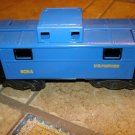 O gauge Lionel metal marine caboose offered by MTH.