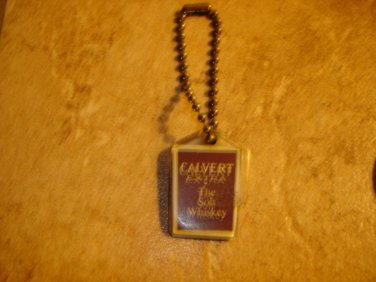 Calvert extra The soft whiskey chain.