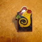 Rose Festival Portland 1992 all metal pin.