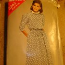 See & Sew 5265 Womens summer dress Vintage Pattern Sz B 14-16-18