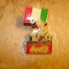 World Cup soccer USA 1994 Coca Cola pin back pin.