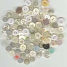 Nice collection of 110 small buttons.