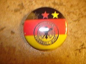 Deutscher Fussball Bund  FC Football Soccer Club Official Metal Button Badge.