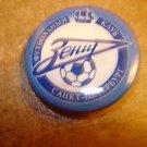 Zenit Petersburg FC Football Soccer Club Official Metal Button Badge.