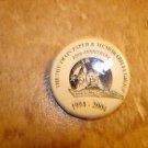 The Toy train Paper & Memorabilia Group 10th Anniversary 1994-2004 brooch pin.