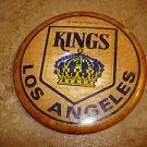 Los Angeles Kings 1969 hockey brooche pin badge.