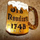 Old Rending 1748 22 Host Club Lions club pin all metal.