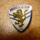 Brescia Calcio 1911 all metal soccer pin badge.