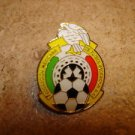 FIFA World cup soccer Germany 2006 Mexico pin badge.