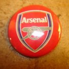 Arsenal FC Football Soccer Club Official Metal Button Badge.