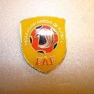 FIFA World Cup Germany 2006 Angola soccer pin badge.