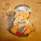 Enesco Calico kittens 1994 Priscilla Hillman pin back pin.