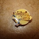 Fantasy Land Walt Disney production brooch pin badge.