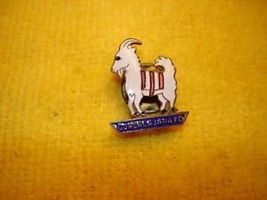 Pre WWII Guadalajara FC Mexico football screw on badge pin offered MTH