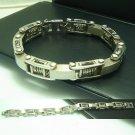 Mancelet 1: 316L Stainless Steel Men's Bracelet