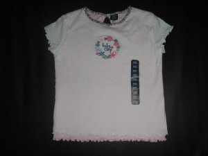 T-Shirt : Shortsleve GAP