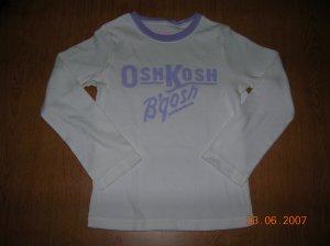 T-Shirt : Longsleve OSHKOSH White
