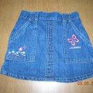 Skirt : Jeans Oshkosh