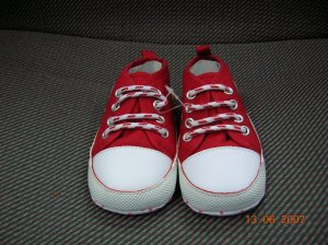 Carter's : Carter's Shoes Red