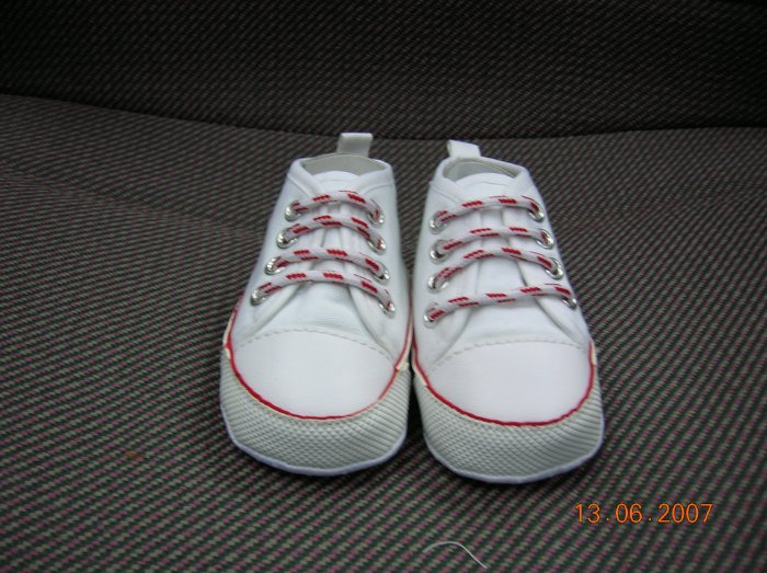 Carter's : Carter's Shoes White