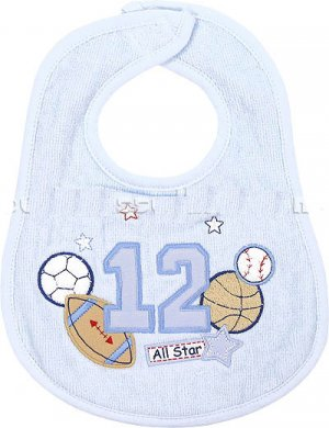 Bib : Carters All Star 12