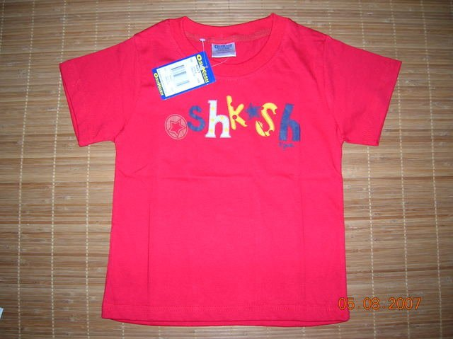 Oshkosh T-Shirt Red