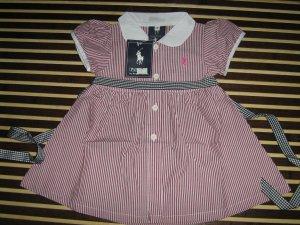 POLO Dress (Pink)