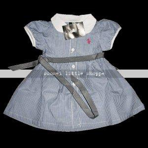 POLO Dress (Blue)