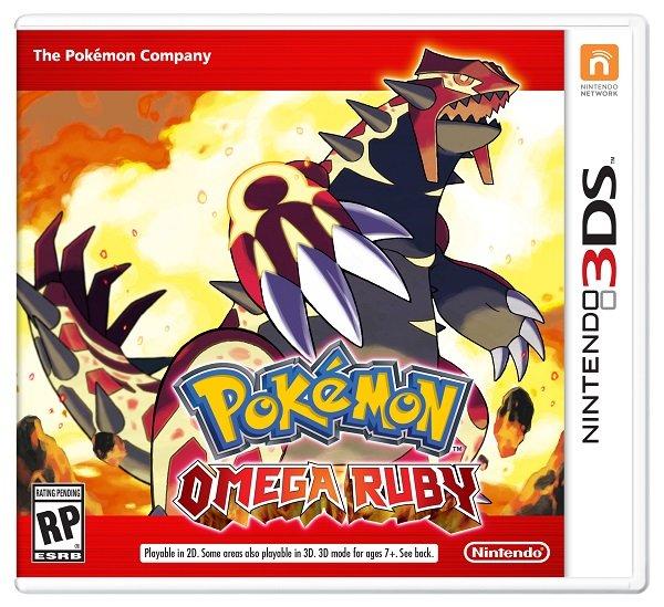 Pokémon Omega Ruby - Nintendo 3DS *Factory Sealed Brand New*