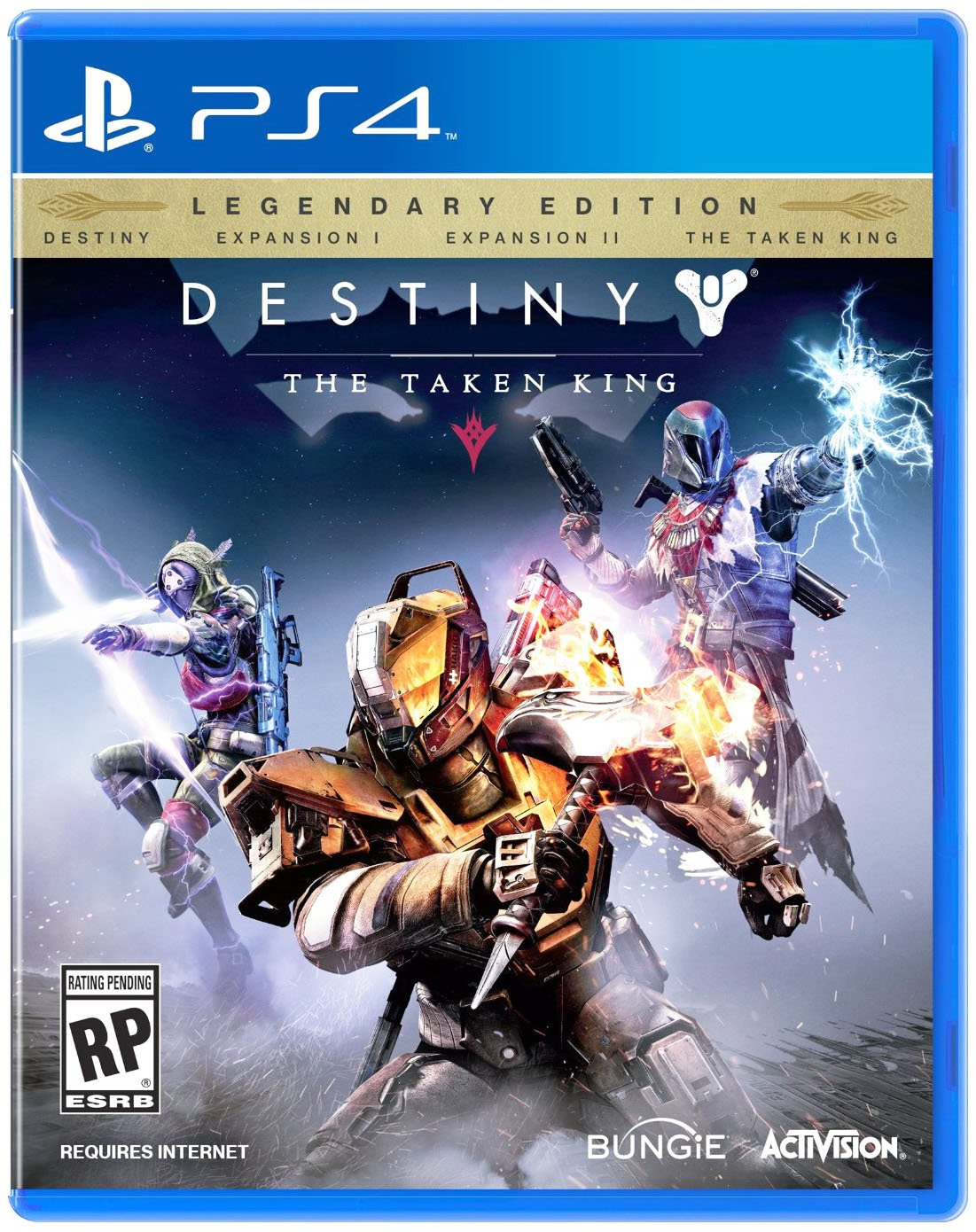Destiny: The Taken King Legendary Edition - PlayStation 4