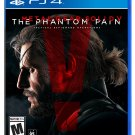 Metal Gear Solid V: The Phantom Pain - PlayStation 4 - Free Shipping