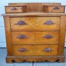 Antique Hanky Box Dresser
